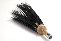 Don King Power Sweep Brush