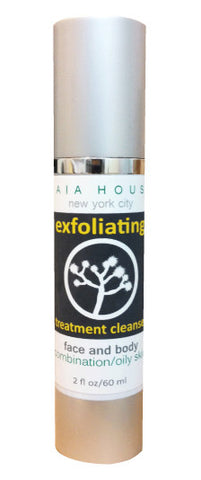 Exfoliating Brightening Cleanser