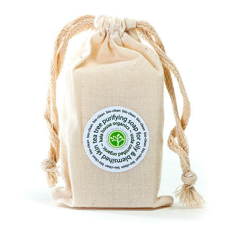Kaia House Organics USDA Certified Organic Tea Tree Soap