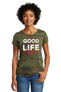 Live Good Love Life - It's a Choice - Womens