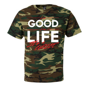 Live Good Love Life - It's a Choice Mens