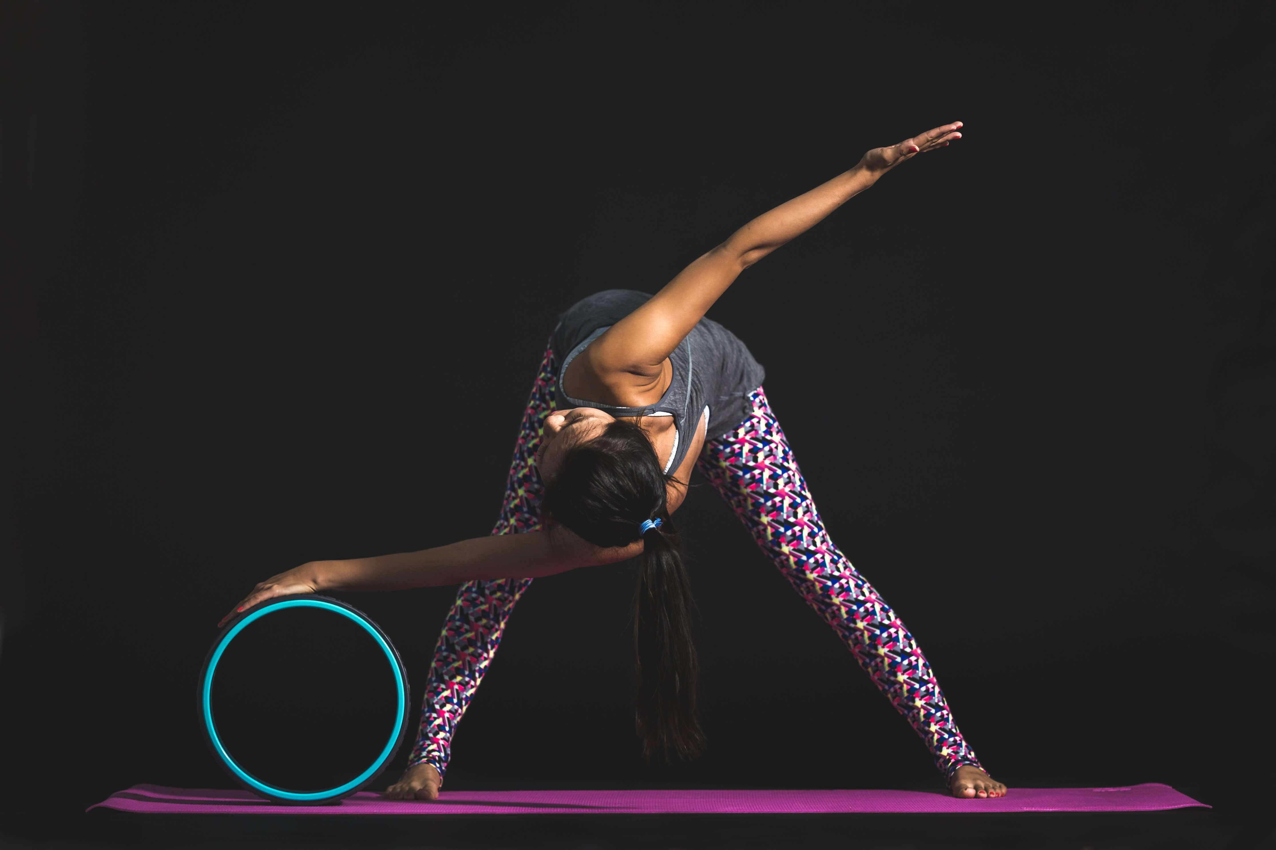 Short Tip of a Yoga Wheel Importance