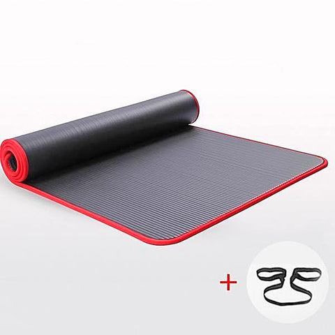 Extra Thick Yoga Mat (10mm)