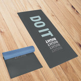 Do It Right Charcoal Yoga Mat