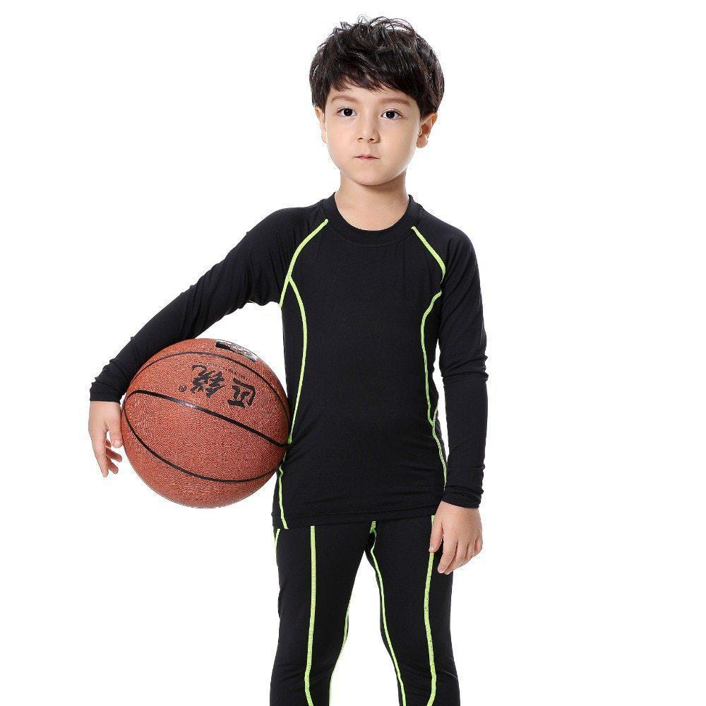 Boys Fitness Outfit