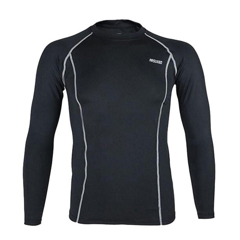 Men Long Sleeves Activewear