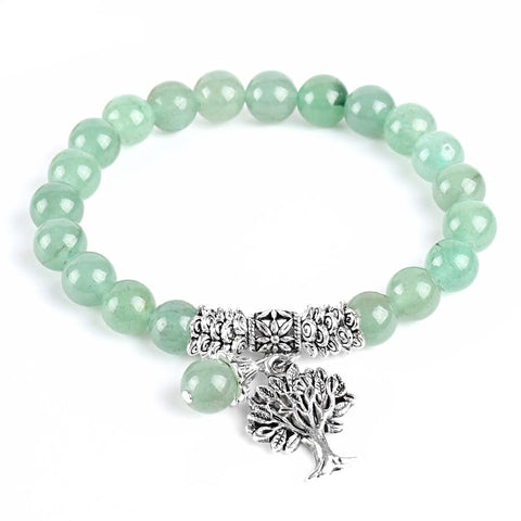 Green Aventurine Reiki Tree