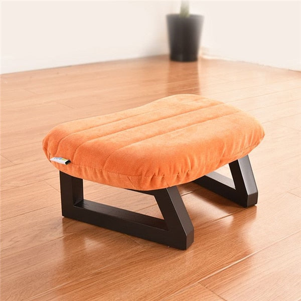 Meditation Stool - Orange