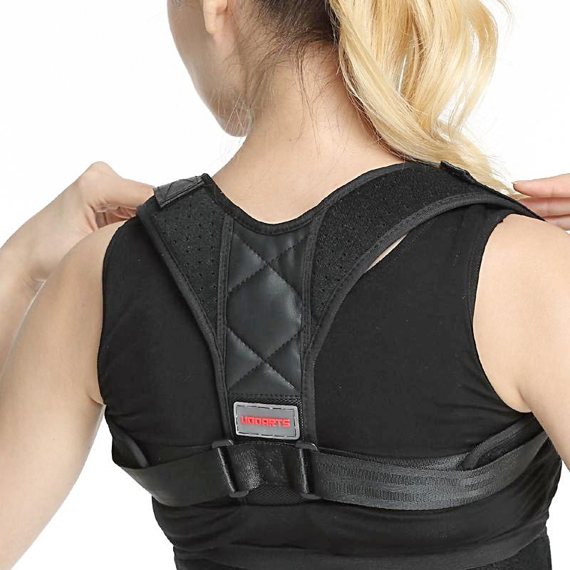Posture Corrector & Back Support iYoganic.com