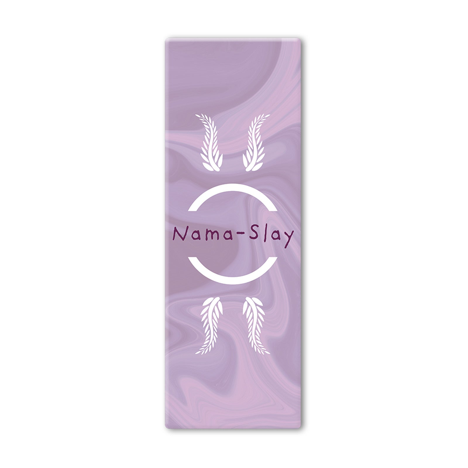 Nama-Slay Purple Yoga Mat