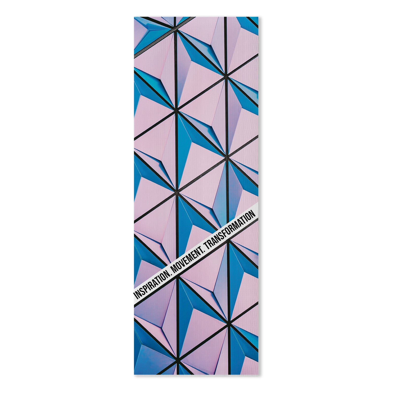 Inspiration, Movement, Transformation Yoga Mat