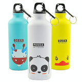 Cartoon Portable Water Bottle