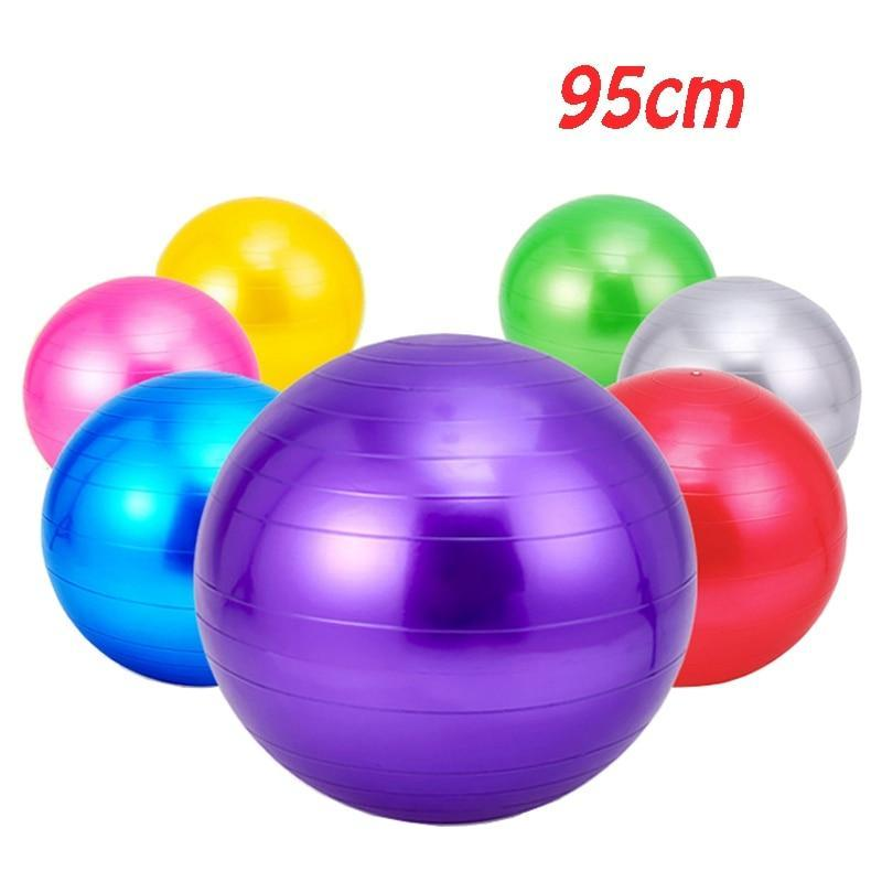 95CM Burstproof Exercise Yoga Ball