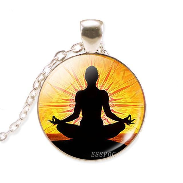 iYoganic Pendant - Pay Handling Cost Only