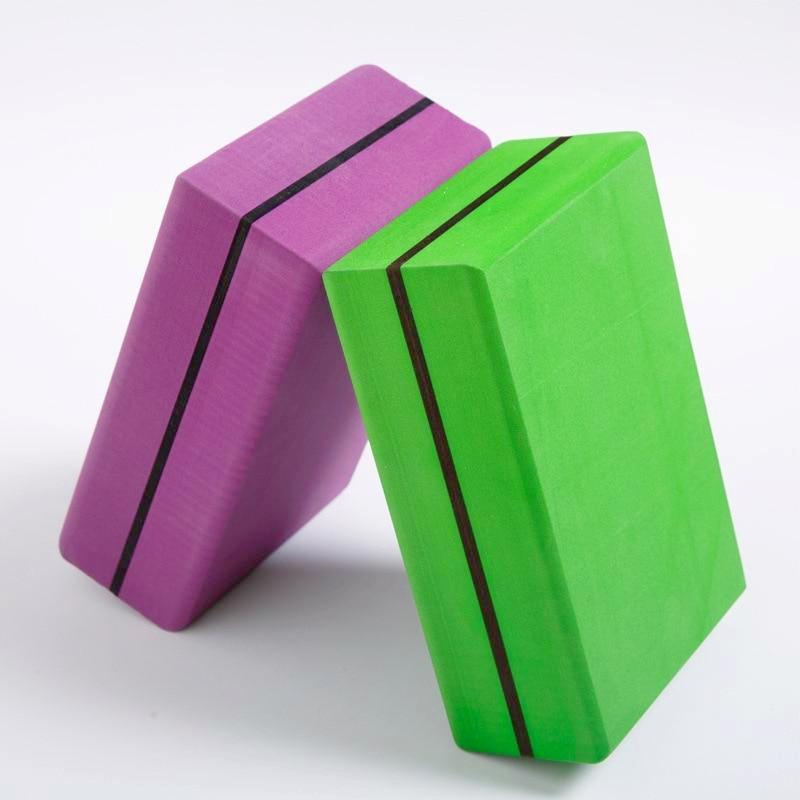 Environmental  friendly Yoga Block