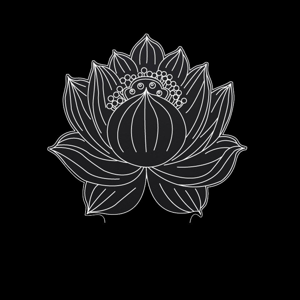 Buddhist Lotus Light