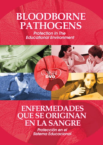 Bloodborne Pathogens: Protection In The Educational Environment (DVD) (Spanish)