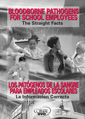 Bloodborne Pathogens For School Employees: The Straight Facts (DVD) (English)