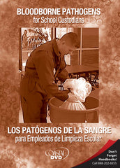 Bloodborne Pathogens For School Custodians (DVD) (Spanish)