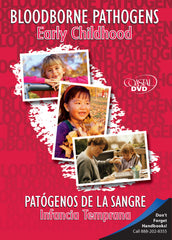 Bloodborne Pathogens: Early Childhood (DVD) (Spanish)