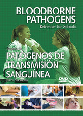 Bloodborne Pathogens Refresher For Schools (Handbook) (English)