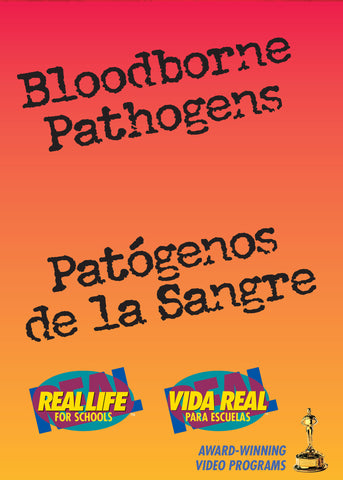 Bloodborne Pathogens: Real, Real-Life® For Schools (DVD) (Spanish)