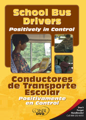 School Bus Drivers: Positively in Control (DVD) (English)