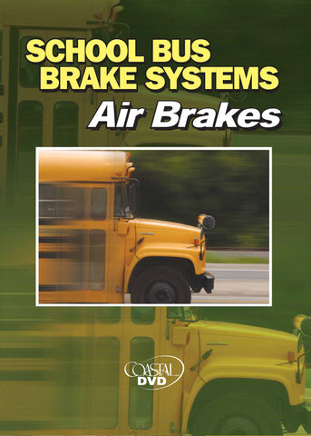 School Brake Systems: Air Brakes (DVD) (Spanish)
