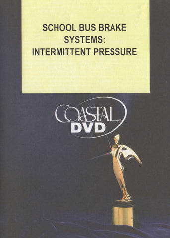 School Bus Brake Systems: Intermittent Pressure (DVD) (Spanish)