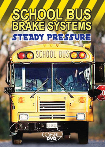 School Bus Brake Systems: Steady Pressure (DVD) (English)