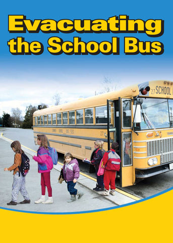 Evacuating the School Bus (DVD) (English)
