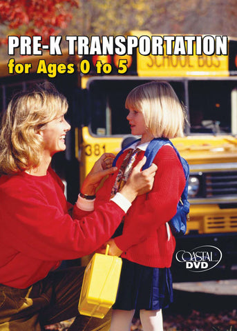 Pre-K Transportation (Ages 0-5) Driver (DVD) (English)