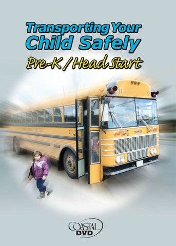 Pre-K Transporting Your Child Safely (Parent) (DVD) (English)