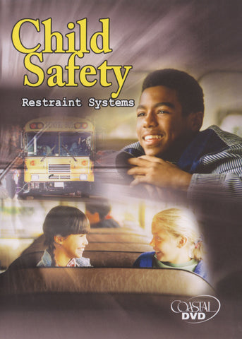 Child Safety Restraint Systems (DVD) (English)