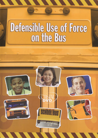 Defensible Use Of Force On The Bus (DVD) (Spanish)