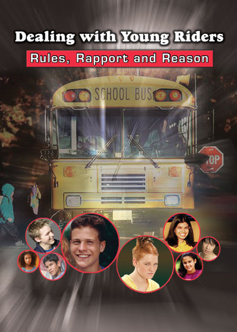 Dealing With Young Riders: Rules, Rapport & Reason (DVD) (English)