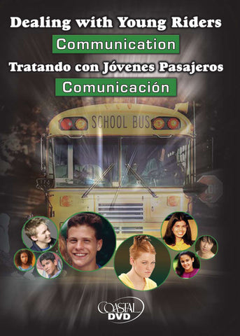 Dealing With Young Riders: Communication (DVD) (Spanish)