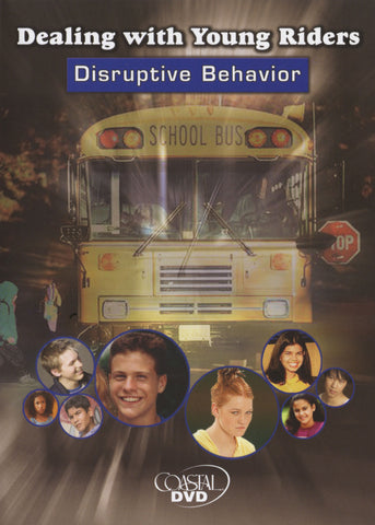 Dealing With Young Riders: Stopping Disruptive Behavior (DVD) (Spanish)