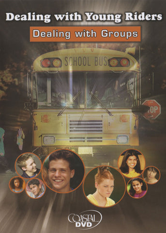 Dealing With Young Riders: Dealing With Groups (DVD) (English)