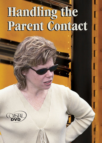 Handling Parent Contact (DVD) (English)