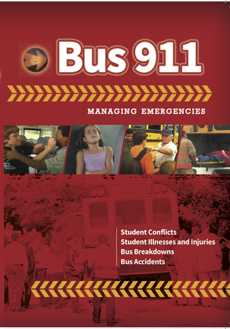 Bus 911: Managing Emergencies (Handbook) (English)
