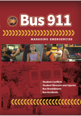 Bus 911: Managing Emergencies (DVD) (English)