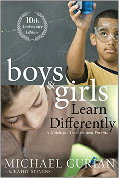 Boys and Girls Learn Differently by Michael Gurian