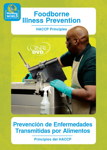 Foodborne Illness Prevention: HACCP Principles (DVD) (English)