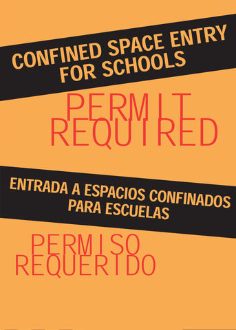 Confined Space Entry For Schools: Permit Required (DVD) (Spanish)