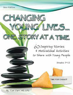 Changing Young Lives One Story at a Time by Tom Carr