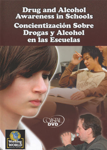 Drug And Alcohol Awareness In Schools (DVD) (English)