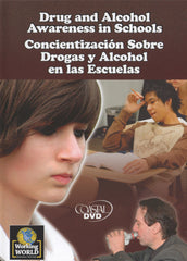Drug And Alcohol Awareness In Schools (DVD) (Spanish)