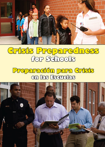 Crisis Preparedness For Schools (DVD) (Spanish)