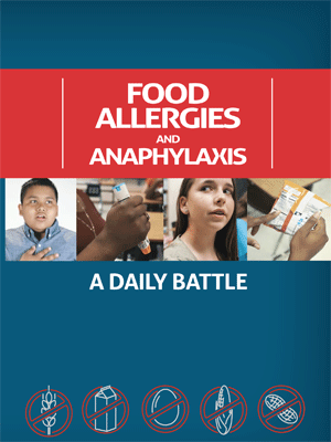 Food Allergies and Anaphylaxis: A Daily Battle (Handbook)